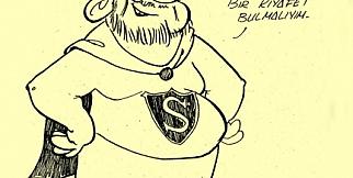 Bakan Nabi Avcı'nın Çizdiği Karikatürler