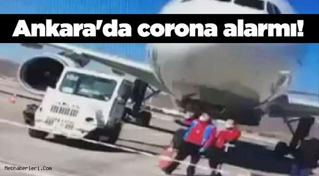 THY Tahran-İstanbul Uçağında Koronavirüs Paniği!