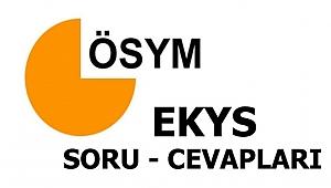 2020 (EKYS) Soru ve Cevapları. Eğitim Kurumlarına Yönetici Seçme Sınavı. Yönetici Atama Sınavı Soru ve Cevapları