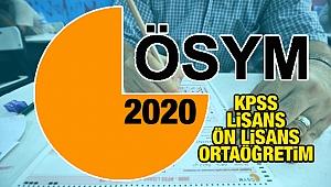 2020 KPSS Soru ve Cevapları