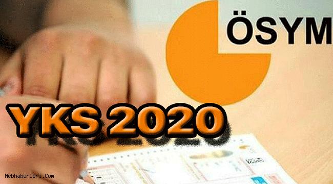 2020 YKS Sonuçları