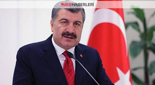 22 Mart Türkiyede Koronavirüs Vaka Sayısı