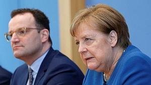Almanya Şansölyesi Angela Merkel'den Coronavirüs Açıklaması
