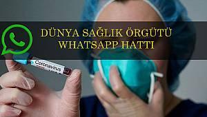 Dünya Sağlık Örgütü Whatsapp Numarası