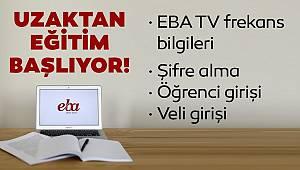 EBA TV Frekansları ve Yayın Akışı - TRT EBA TV Digiturk-Tivibu-DSmart