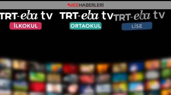 TRT EBA TV Uzaktan Eğitim İlkokul 1. Sınıf Ders Saatleri Ders Programları (23-27 Mart 2020) Tekrarı izle