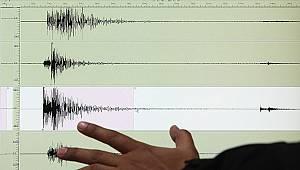 Elazığ'da 5 büyüklüğünde deprem oldu