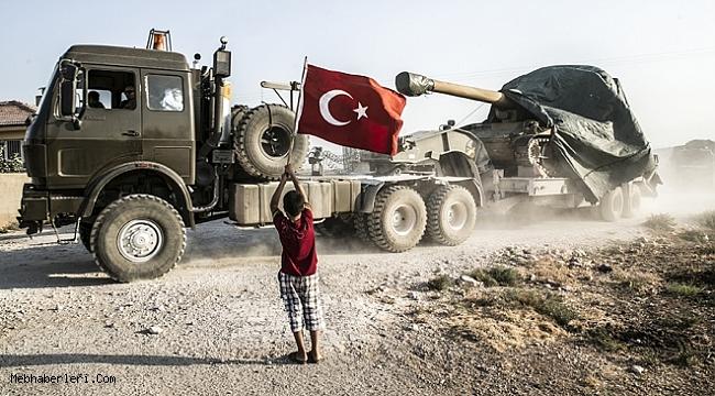 İdlib'te Ateşkes Başladı