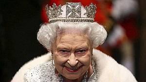 İngiltere Kraliçesi Koronavirüs mü?