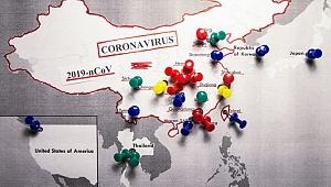 Koronavirüs Canlı Harita - Gerçek Zamanlı (Coronavirus Live Map)
