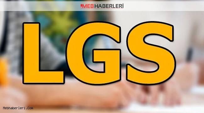 LGS'de Müfredat Değişti