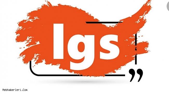 LGS Mart Ayı Örnek Soruları 2020
