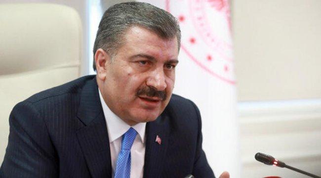 Sağlık Bakanı Koca: Avrupa önlemlerde yavaş kaldı
