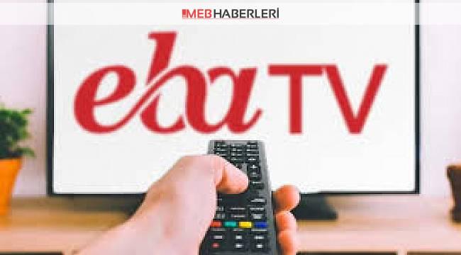 TRT EBA TV Uzaktan Eğitim Ortaokul 5. Sınıf Ders Saatleri Ders Programları (23-27 Mart 2020)
