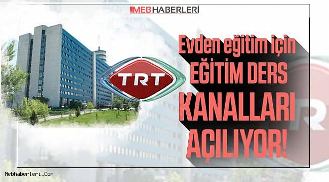 TRT Eğitim Kanalı