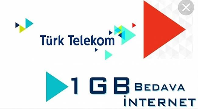 23 Nisan 1 Gb Türk Telekom
