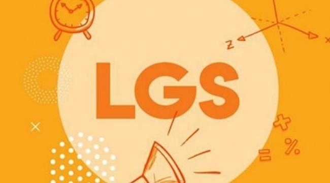 8 nisan 2020 LGS Örnek Soruları indir