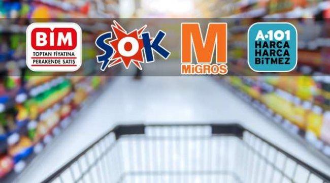BİM A101 ŞOK Migros yarın açık olacak mı? Marketler 24/25/26 Nisan'da açık mı?