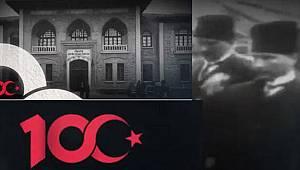 Cumhurbaşkanı Erdoğan'dan 100. yıl paylaşımı