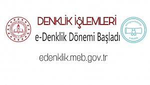 E-denklik başvuru, e- denklik işlemi nasıl yapılır? İstanbul e-denklik başvuru