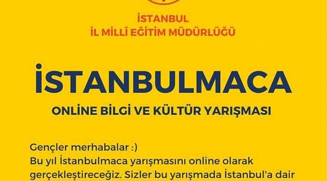 İSTANBULMACA İstanbul Online Bilgi Yarışması Giriş