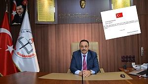 Kilis İl Milli Eğitim Müdürlüğüne Mehmet Emin Akkurt atandı