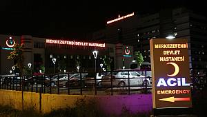 Manisa'da hastaneden kaçmaya çalışan kişi dördüncü kattan atlayınca öldü