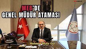 MEB'de Genel Müdür Ataması