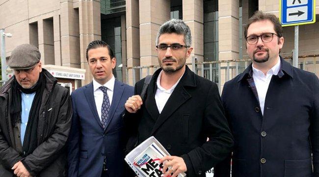 MİT mensubunun ifşa edilmesine ilişkin soruşturmada Barış Pehlivan ile Barış Terkoğlu'nun tahliye talepleri reddedildi