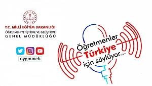 Öğretmenler Türkiye İçin Söylüyor