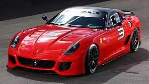 Samsun'da Ferrari sahibi 1000 liralık yardıma başvurdu.