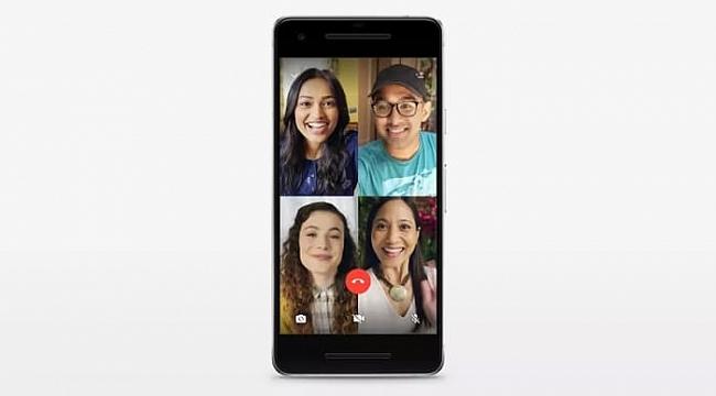 Whatsapp Görüntülü Grup Görüşmelerindeki Kişi Sayısını Artırıyor