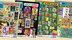 A101 25 Haziran 2020 Perşembe İndirimli Ürünler Kataloğu