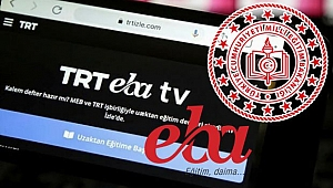 EBA TV ders tekrarları ne zaman başlıyor? Uzaktan eğitim (EBA) ders tekrar saatleri!