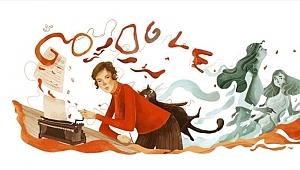 Google Tomris UYAR'a Doodle Hazırladı