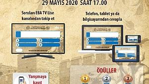 İstanbulun Fethi Bilgi Yarışması Başvuru