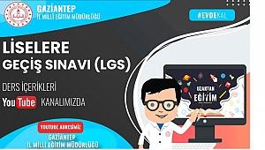 LGS İngilizce Türkçe Ders Anlatım Video İzle