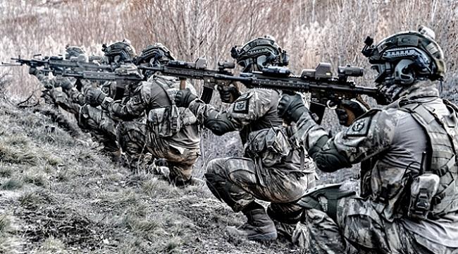 PKK'nın sözde Herekol karargahı çökertildi: 5 terörist etkisiz hale getirildi