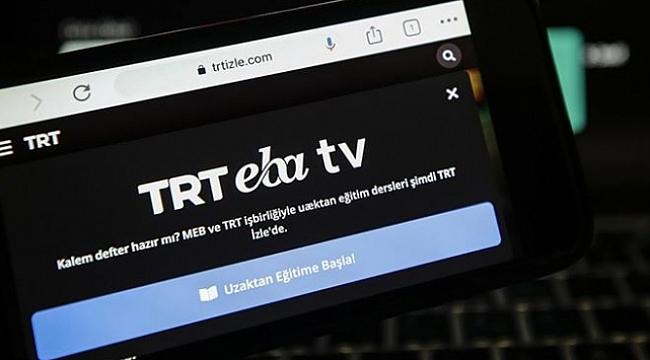 TRT EBA TV'de 'Sinema Kuşağı' başlıyor