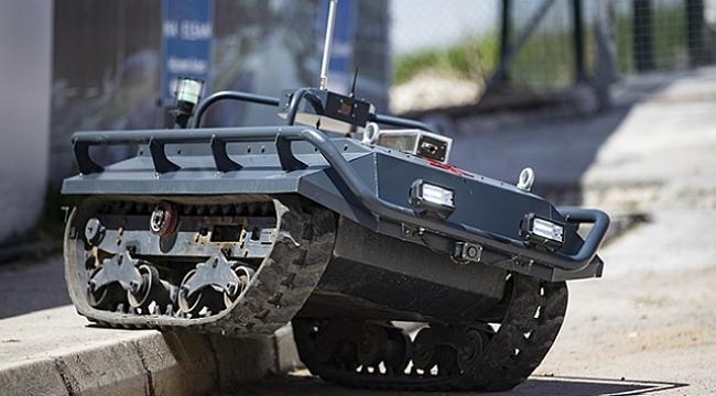 Hava kara deniz insansız araçları birbiriyle konuşup ortak görev yapacak