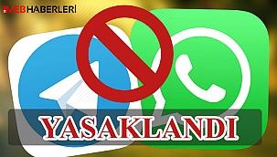 Okul Gruplarında Whatsapp Yasaklandı!