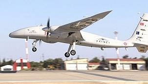 AKINCI TİHA savaş uçaklarının yükünü alacak
