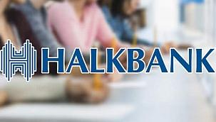 Halkbank sınav sonuçları açıklandı mı? Genel yetenek puanı 60 olan mülakata…