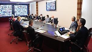 İl Milli Eğitim Müdürleri Ziya Selçuk Başkanlığında Toplandı
