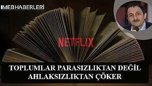 Netflix'i Aratmayan Çocuk Kitapları