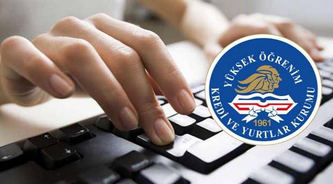 2020 KYK yurt ve burs başvuruları ne zaman? e-Devlet burs, yurt ve kredi başvuru ekranı