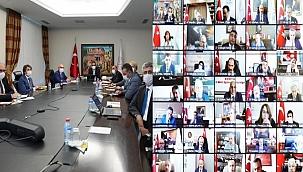 Yüz Yüze Eğitim Hazırlıkları Masaya Yatırıldı!