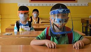 Yüz Yüze Eğitim İçin Okullarımızda İlk Ders Zili Çaldı