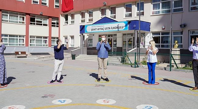 Yüzyüze Eğitimde Oynatılacak Temassız Oyunlar