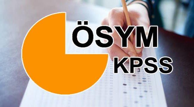 KPSS lisans sonuçları ne zaman açıklanacak? 2020 ÖSYM KPSS lisans sonucu tarihi!